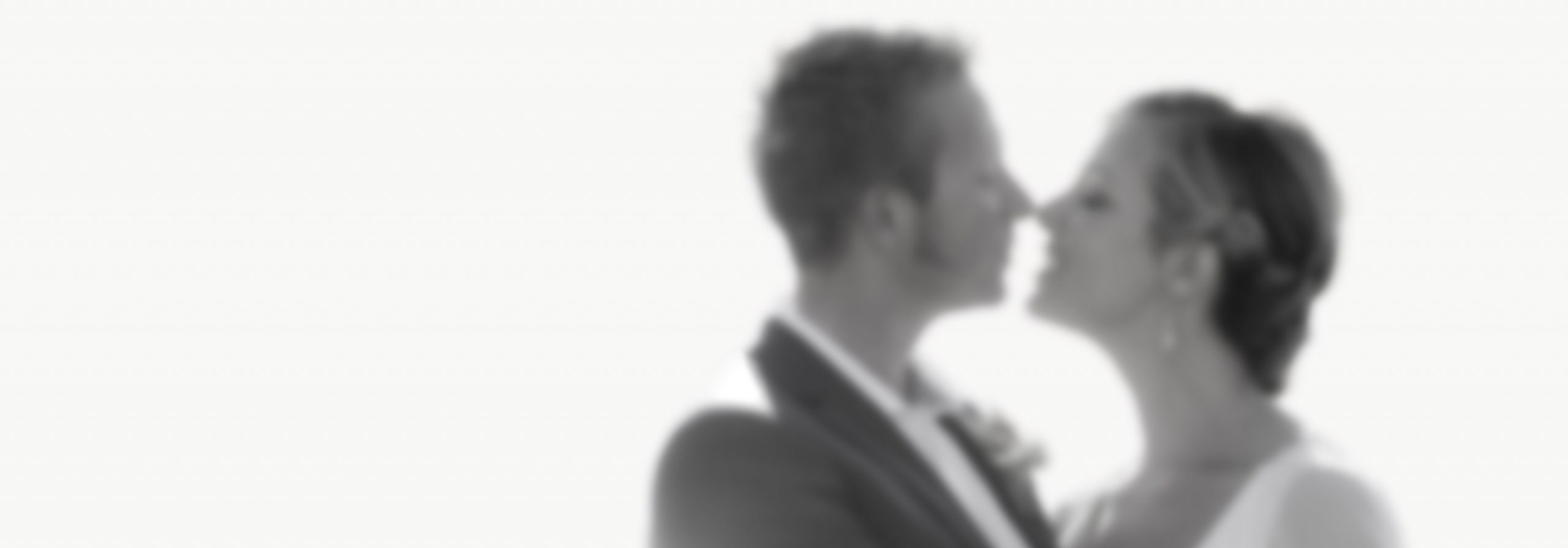 Wedding Photography Packages -Wedded Couple Kiss
