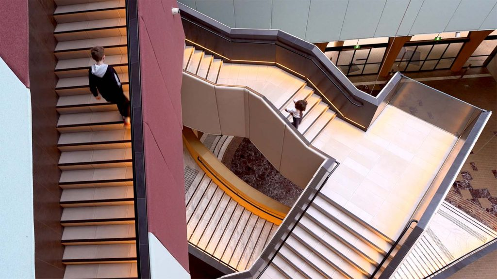 Staircase University