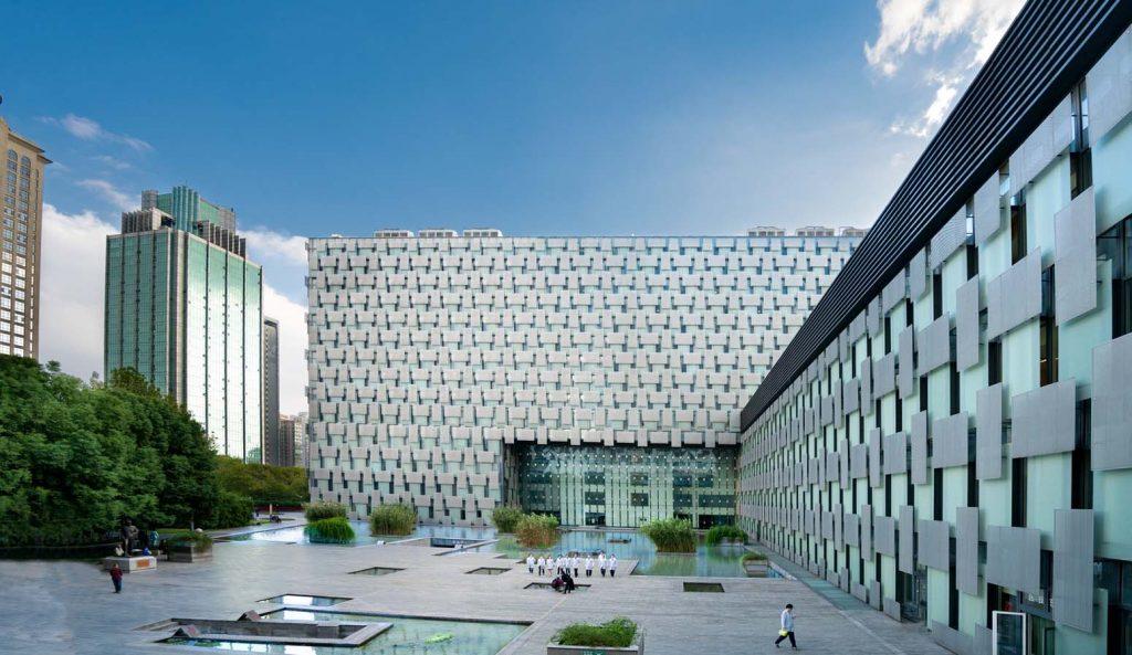 Hospital Building Architecture